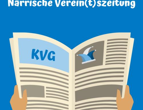 Närrische Verein(t)szeitung